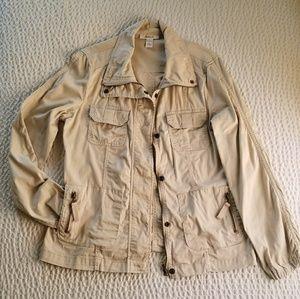 Style & Co. Stretchy Utility Jacket